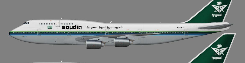 B747300Saudia