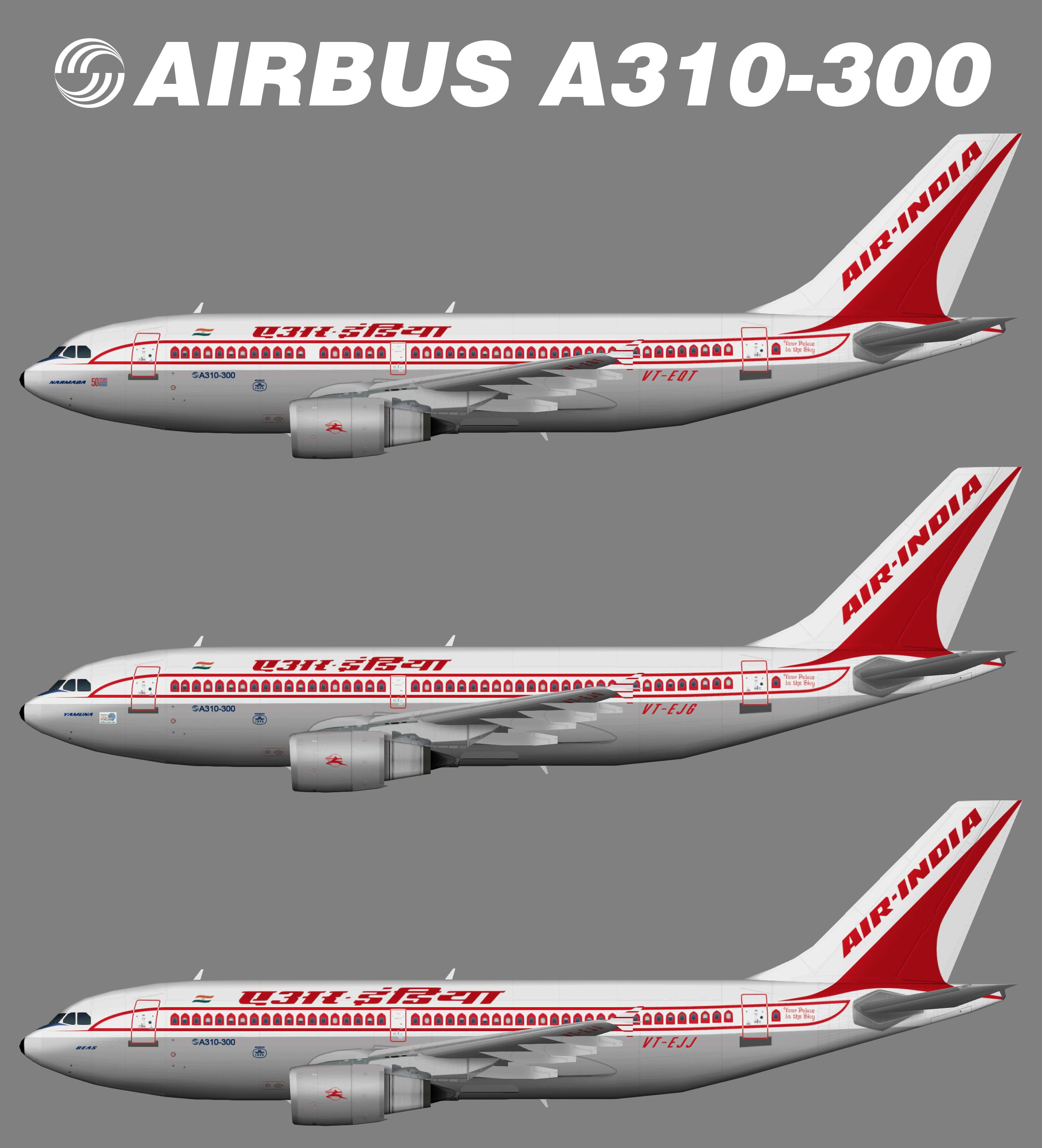 Air-India Airbus A310-300