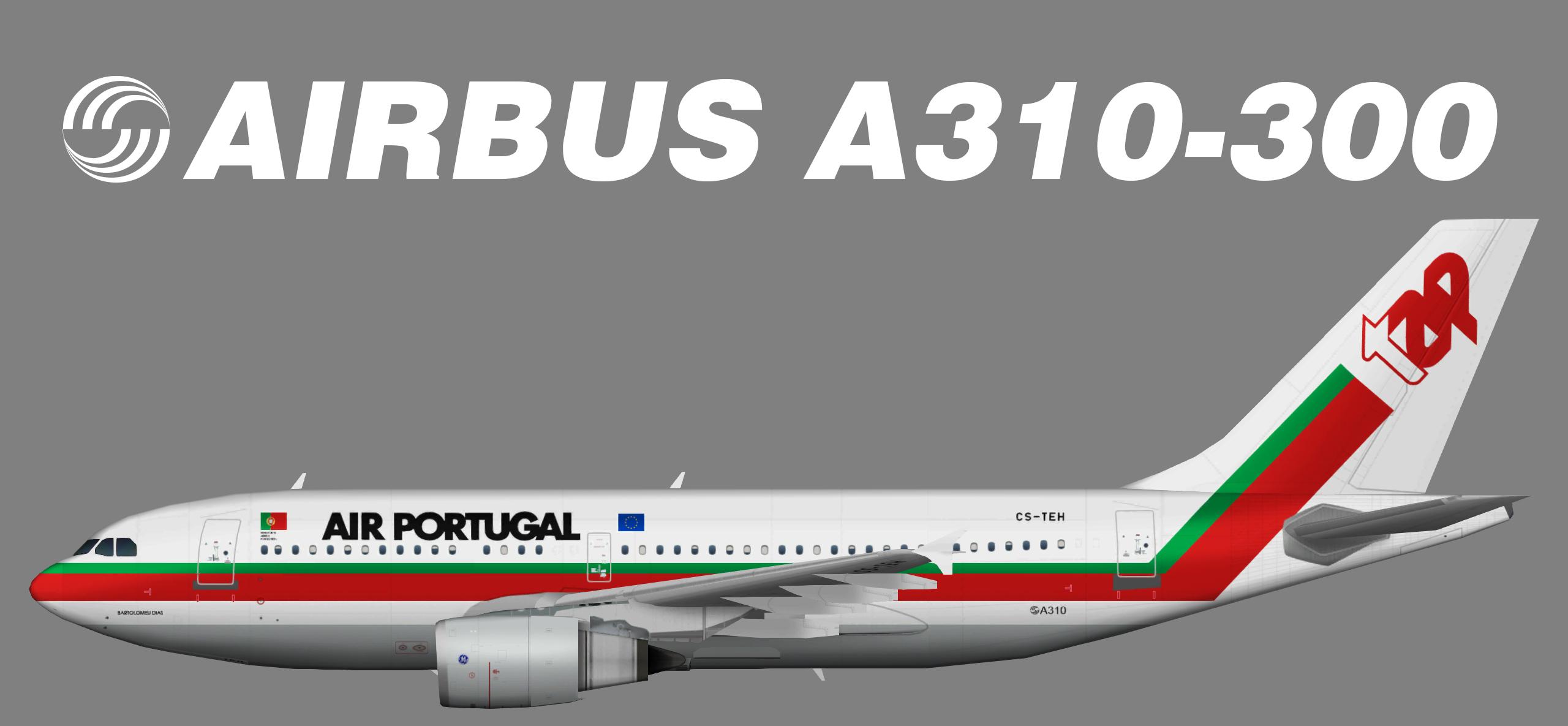 Air Portugal Airbus A310-300