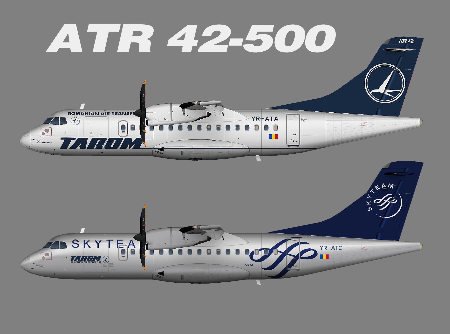 TAROM 42-500