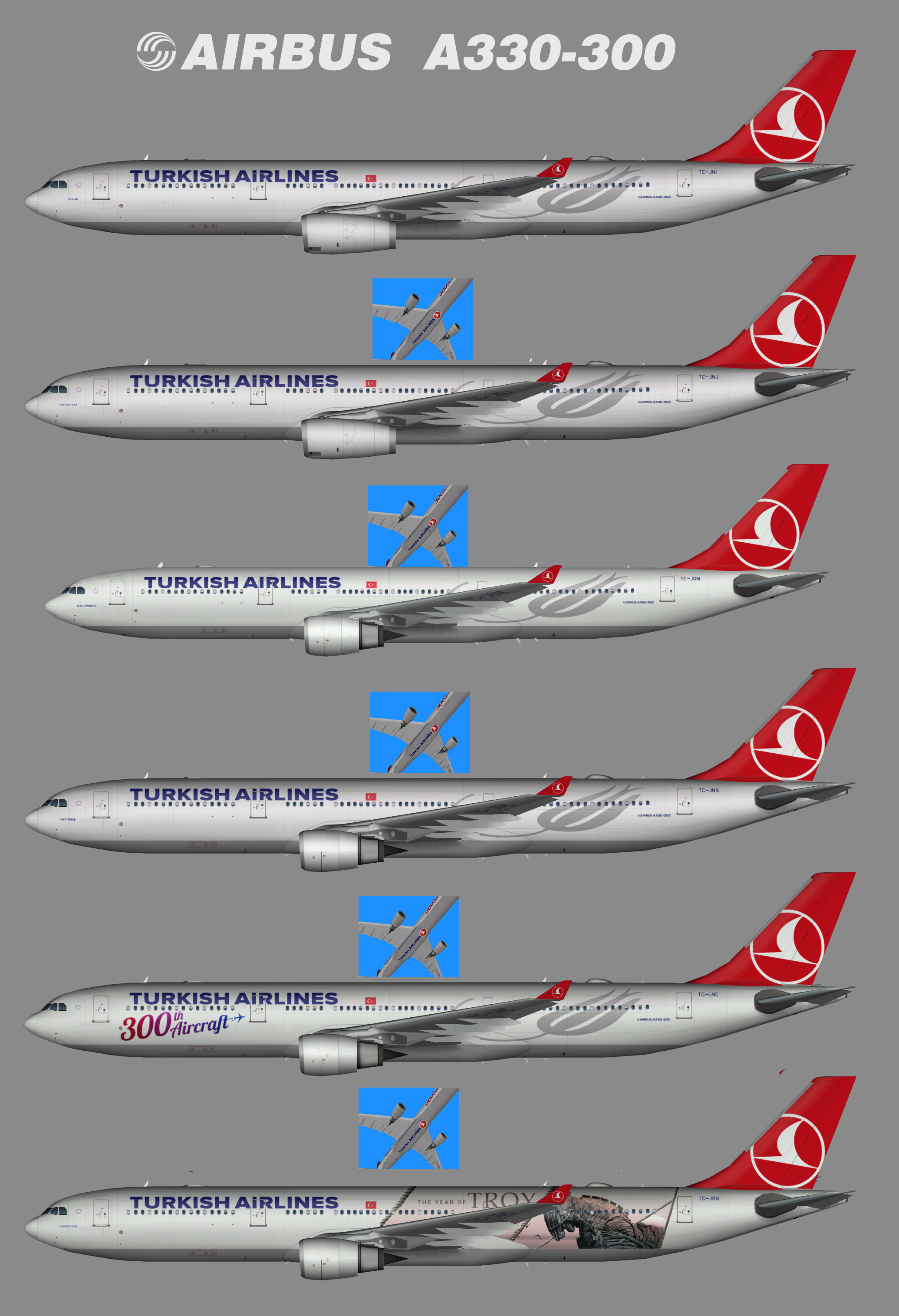Turkish Airlines A330-300