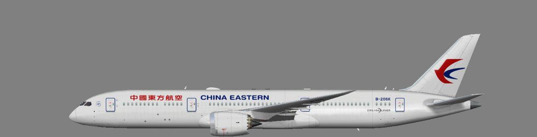 China Eastern 787-9