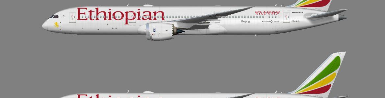 Ethiopian Airlines 787-9