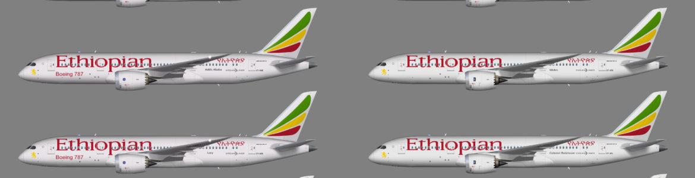 Ethiopian Airlines 787-8