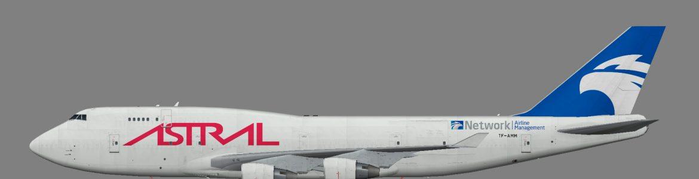 Astral Aviation 747-400