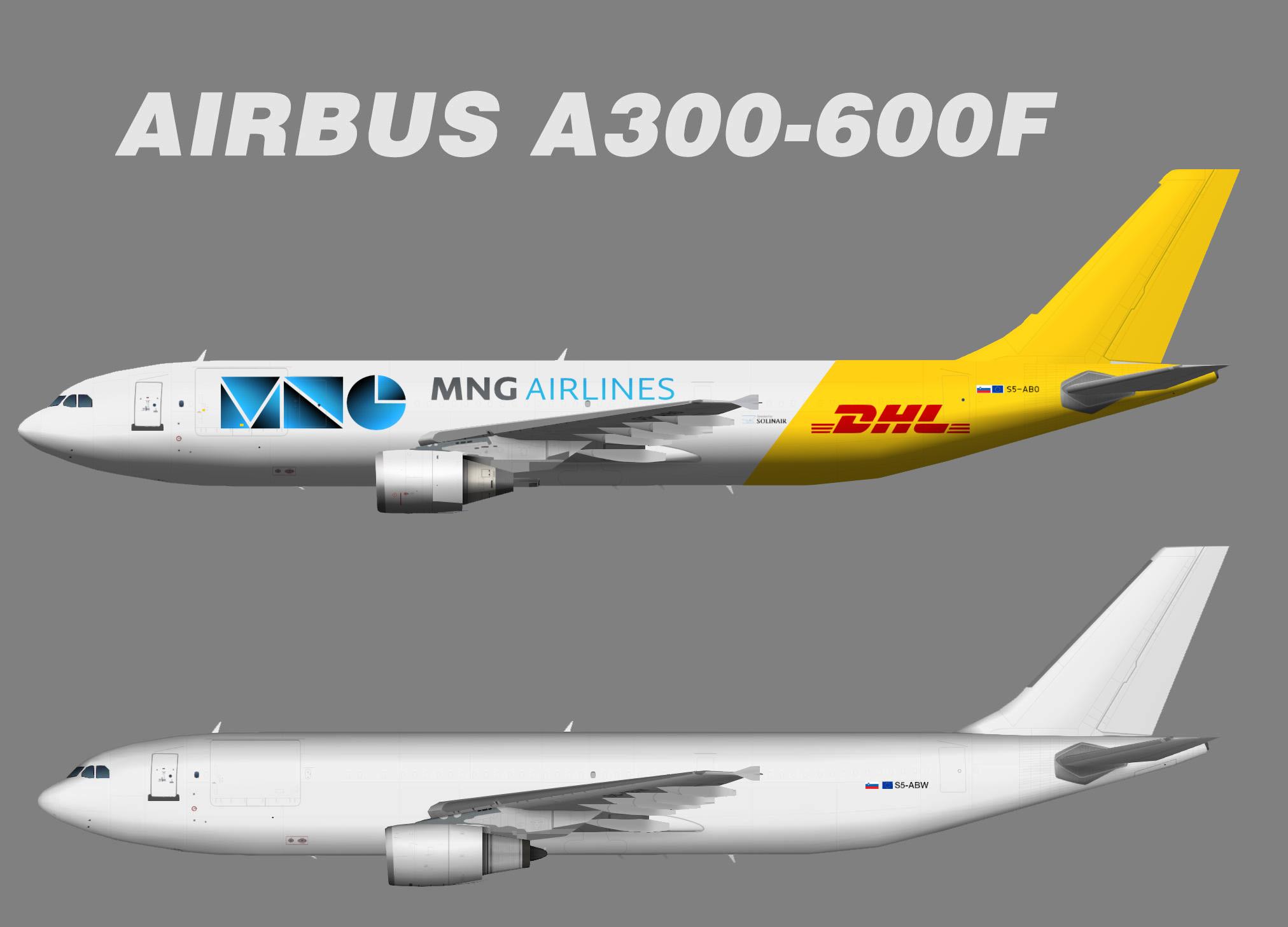 Solinair Airbus A300-600F