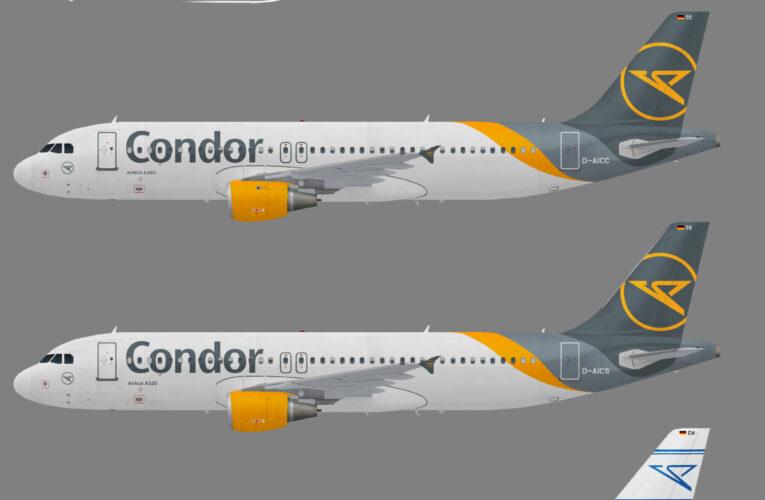Condor Flugdienst Airbus A320