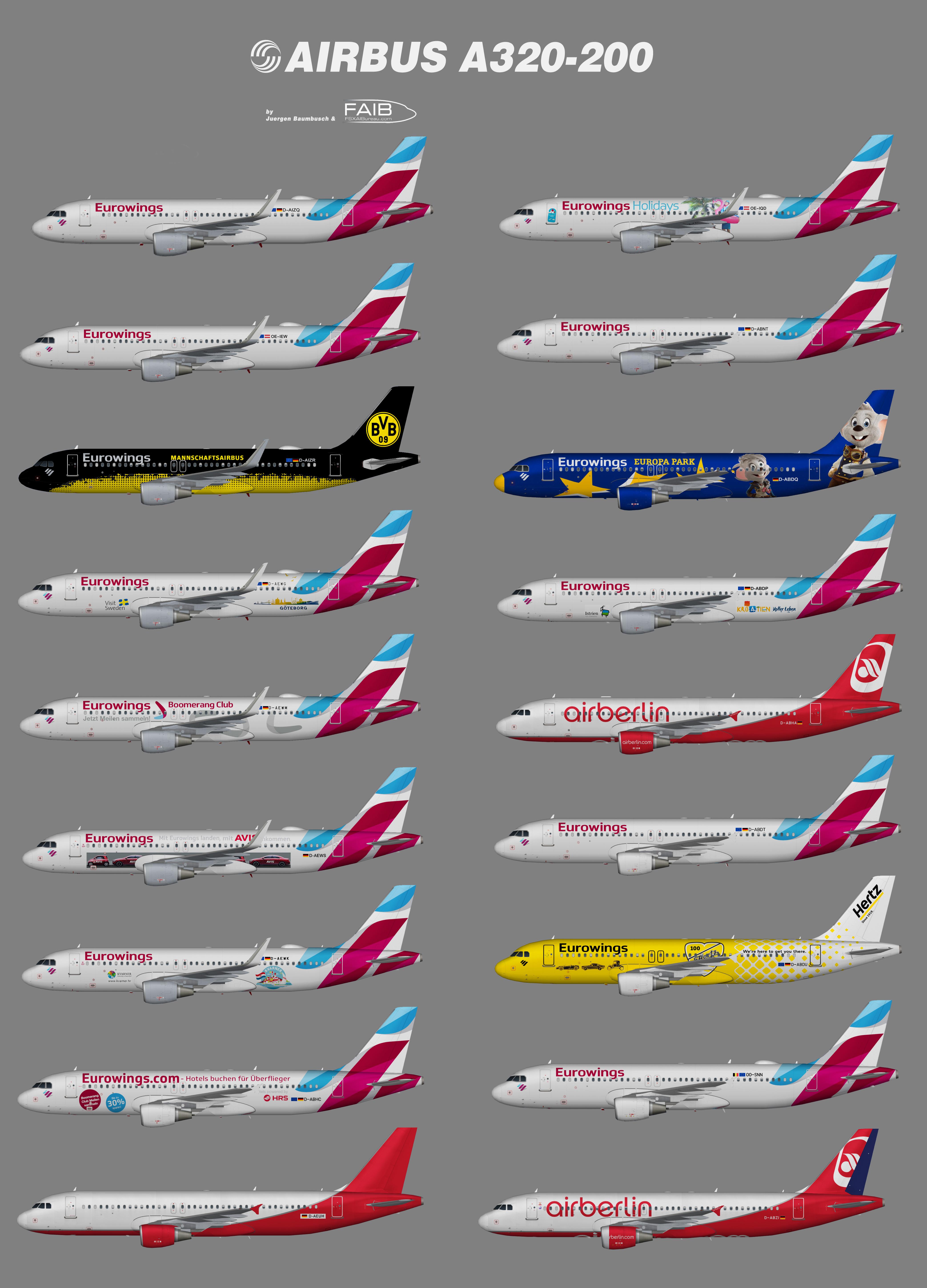 Eurowings A320-200