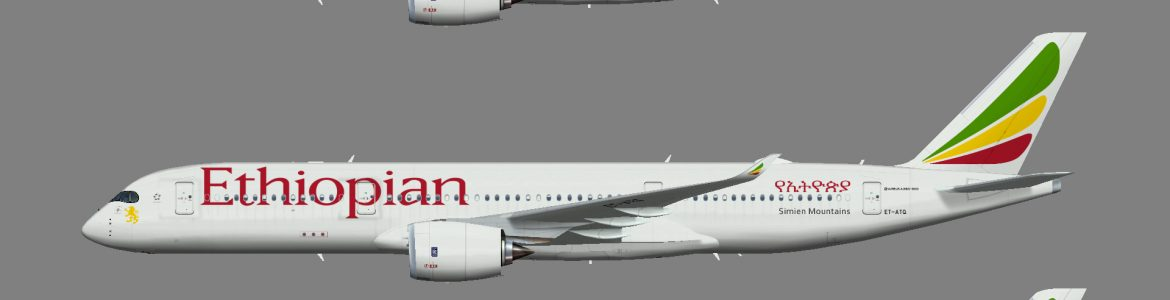 Ethiopian Airlines A350-900