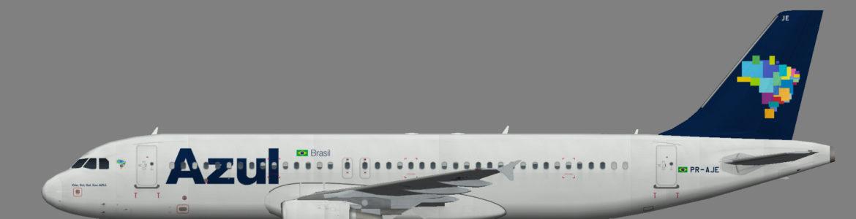 AZUL A320-200