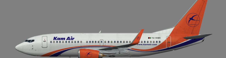 Kam Air 737-300