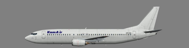 Kam Air 737-400
