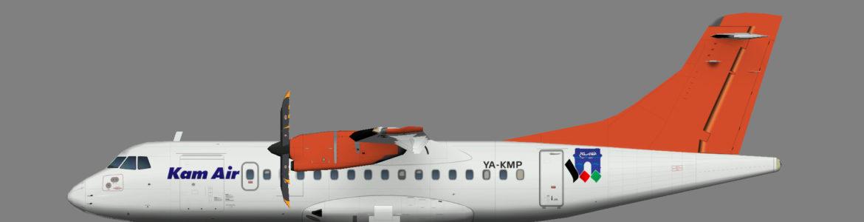Kam Air ATR42