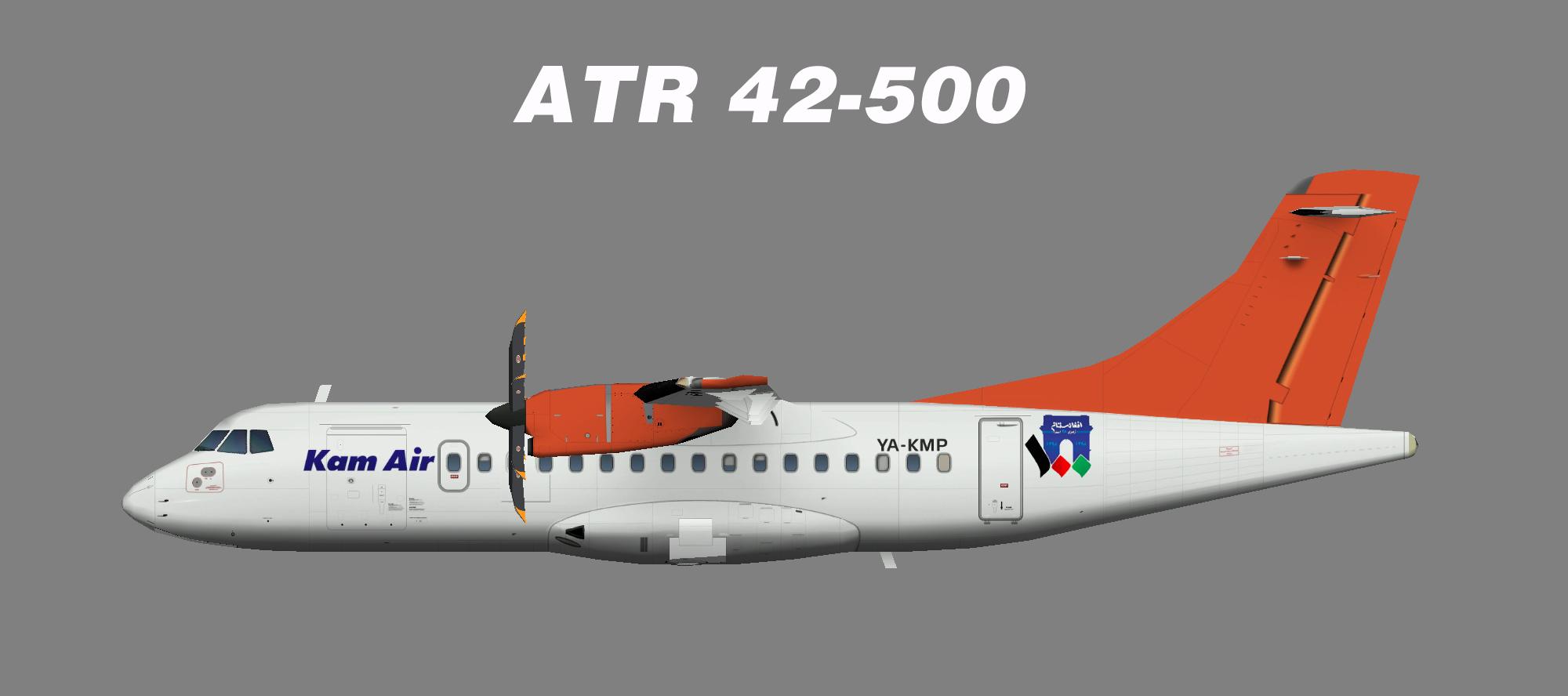 Kam Air ATR42-500