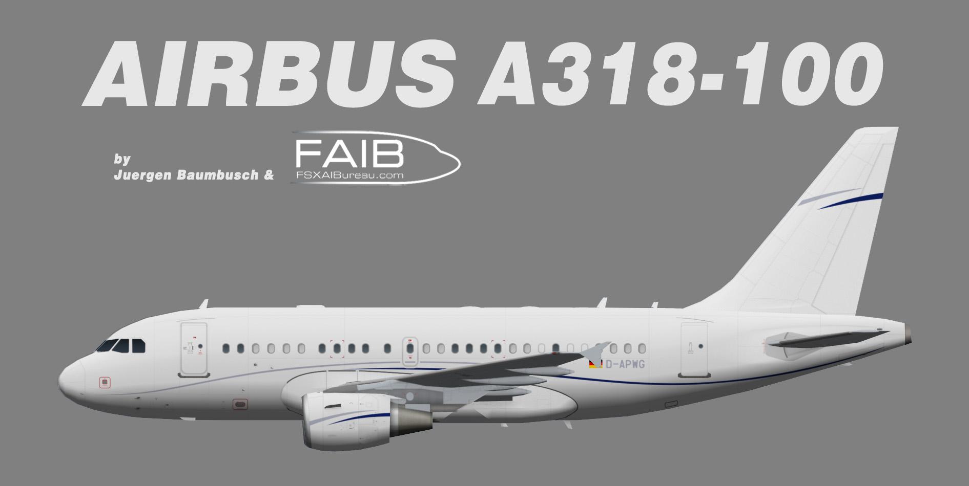 K5-Aviation A318-100CJ