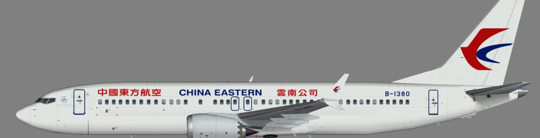 China Eastern 737 MAX8