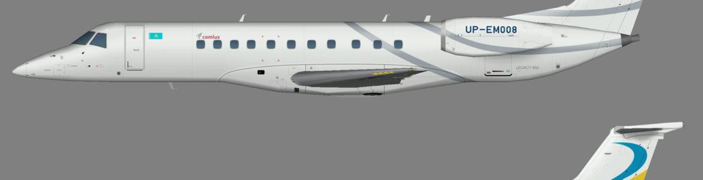 Comlux kZ ERJ-135