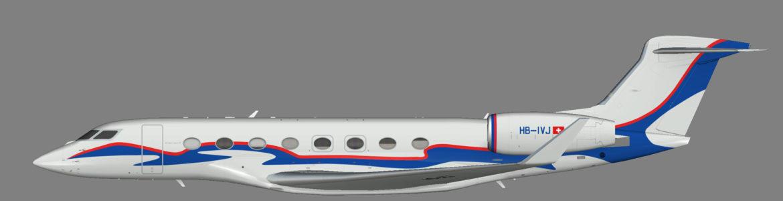 ExecuJet Europe G650