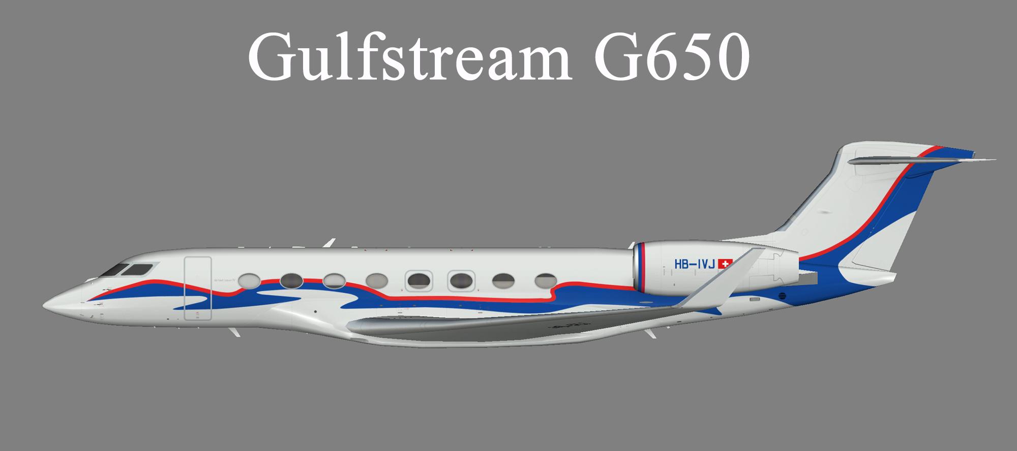 ExecuJet Europe Gulfstream G650