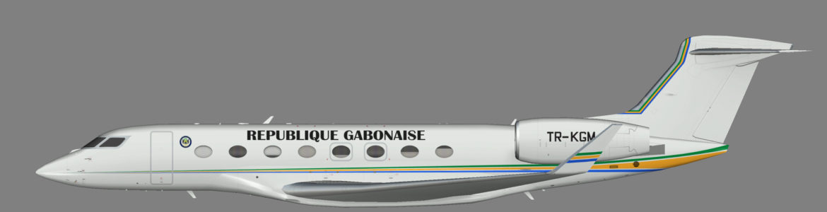 Gabon Government G650