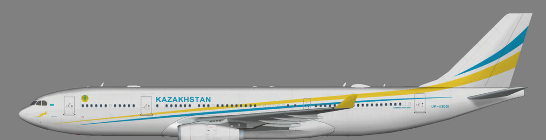 Kazakhstan-Government-A330-200-FSP