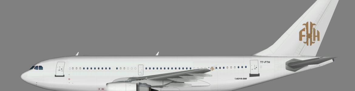 National Legacy T7-FTH A310-300