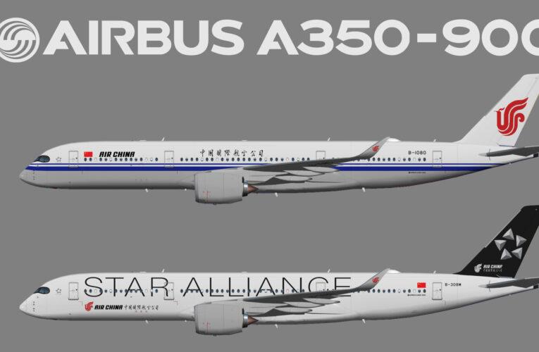 UTT Air China Airbus A350-900