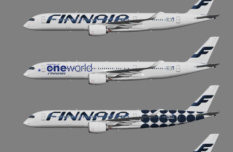 UTT Finnair Airbus A350-900