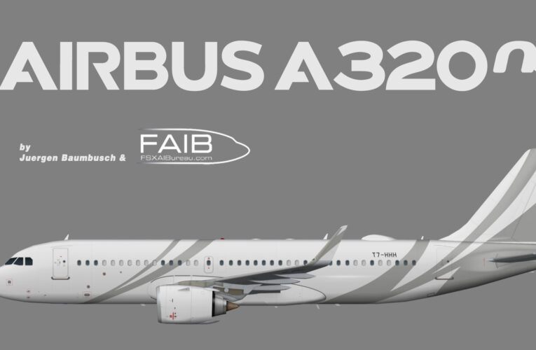 Sorens Aero Airbus A320NEO Prestige