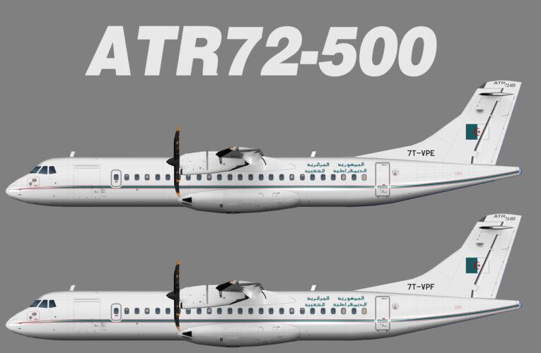 Algerian Government ATR72-500