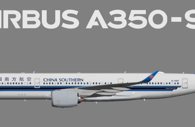 UTT China Southern Airbus A350-900