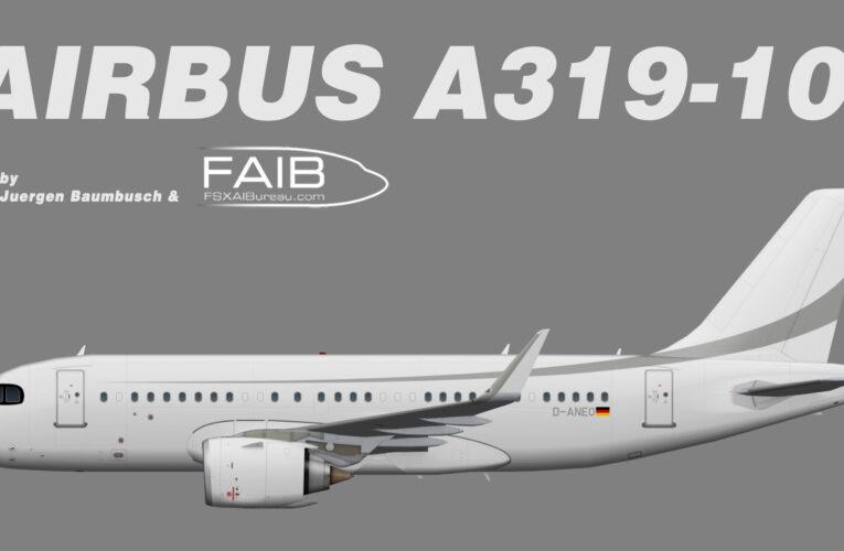 K5-Aviation Airbus A319NEOCJ