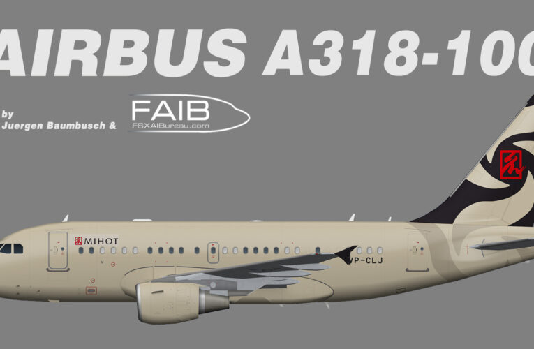 Mihot Investments Airbus A318-100CJ