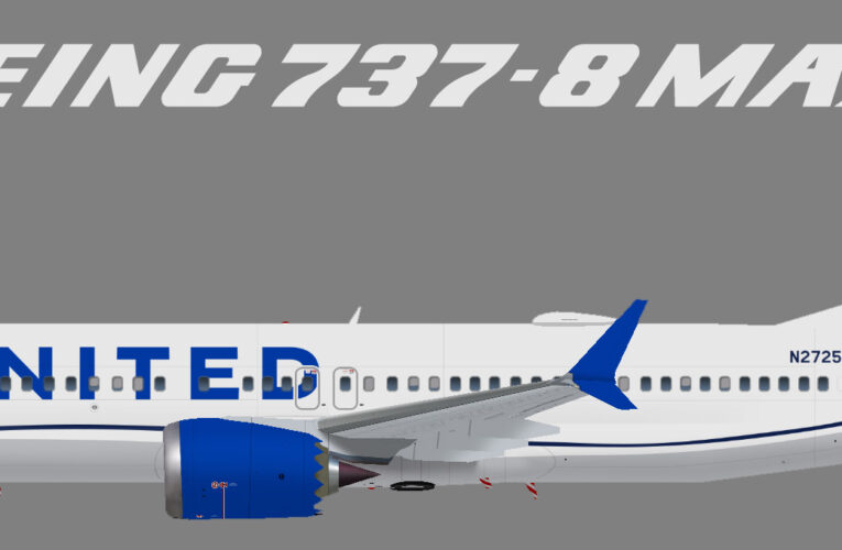 United Airlines, Boeing 737 MAX8