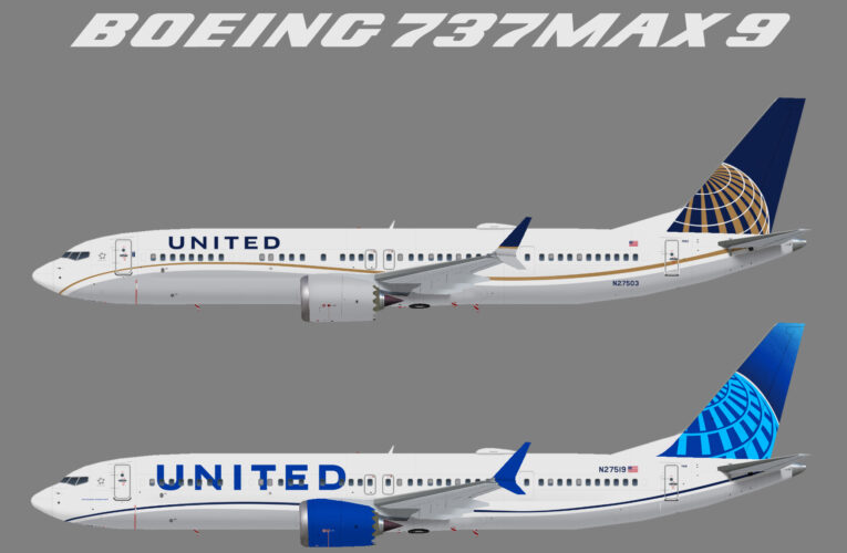United Airlines, Boeing 737 MAX9