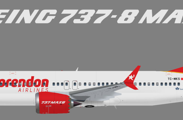 Corendon Airlines, Boeing 737 MAX8
