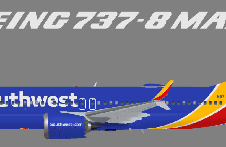 Southwest Airlines, Boeing 737 MAX8