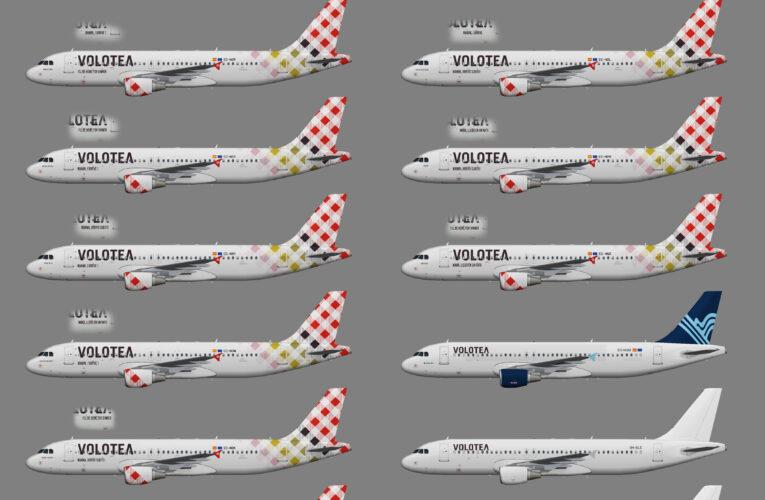 Volotea Airbus A320-200