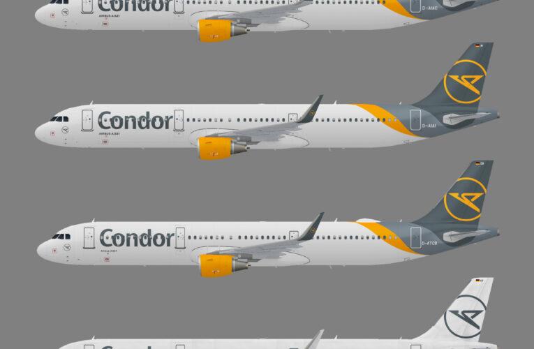 Condor Flugdienst Airbus A321